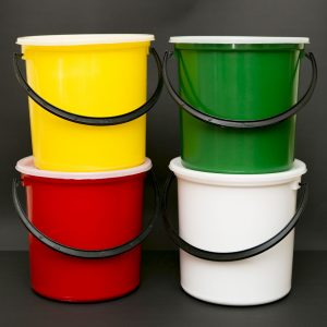All Buckets & Containers